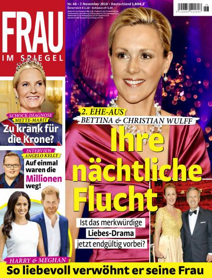 Frau im Spiegel November 07, 2018 00:00