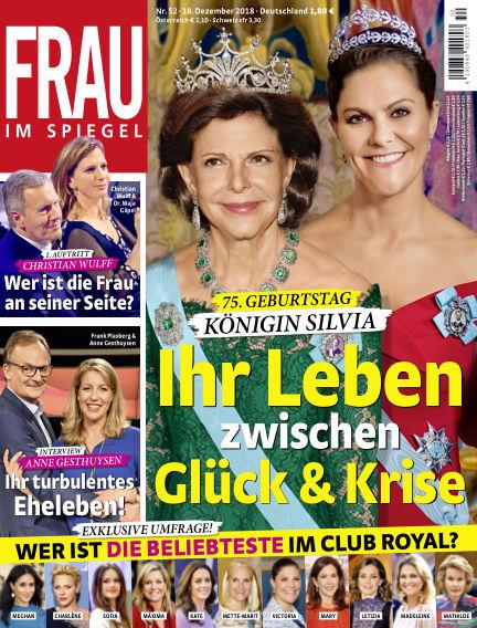 Frau im Spiegel December 18, 2018 00:00