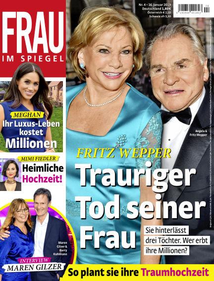 Frau im Spiegel January 16, 2019 00:00