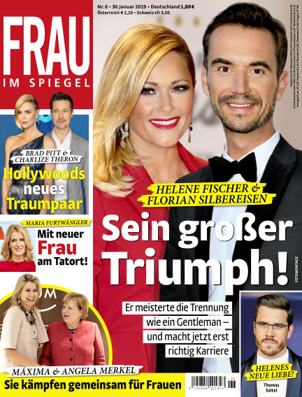 Frau im Spiegel January 30, 2019 00:00