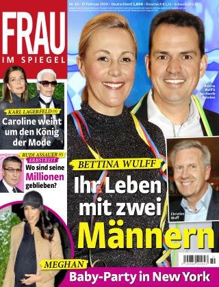 Frau im Spiegel NR10-19