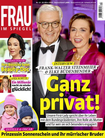 Frau im Spiegel March 20, 2019 00:00