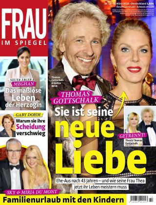 Frau im Spiegel NR14-19