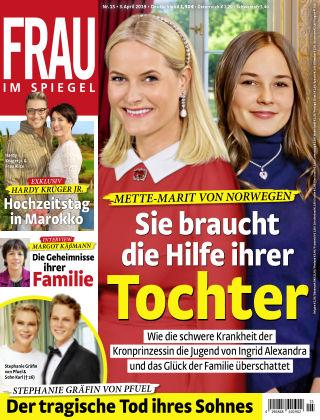 Frau im Spiegel NR15-19