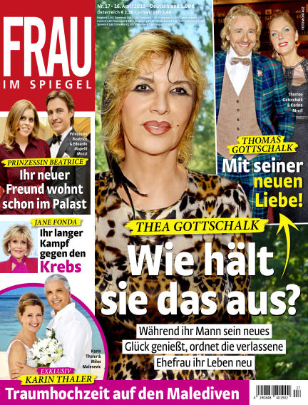 Frau im Spiegel April 16, 2019 00:00