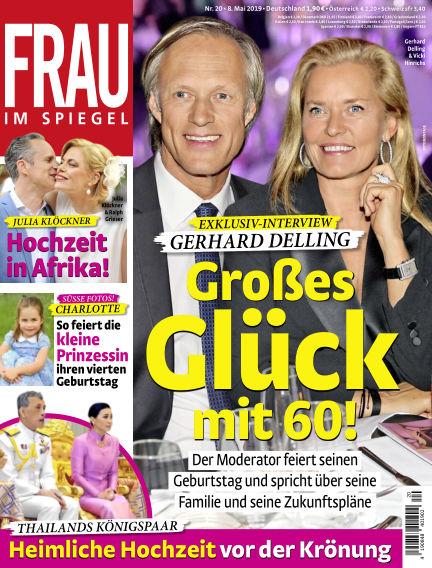 Frau im Spiegel May 08, 2019 00:00