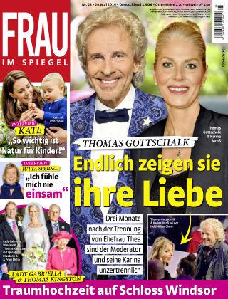 Frau im Spiegel NR23-19