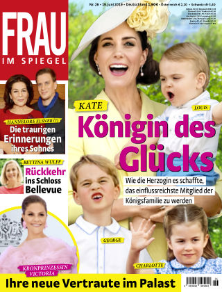 Frau im Spiegel NR26-19
