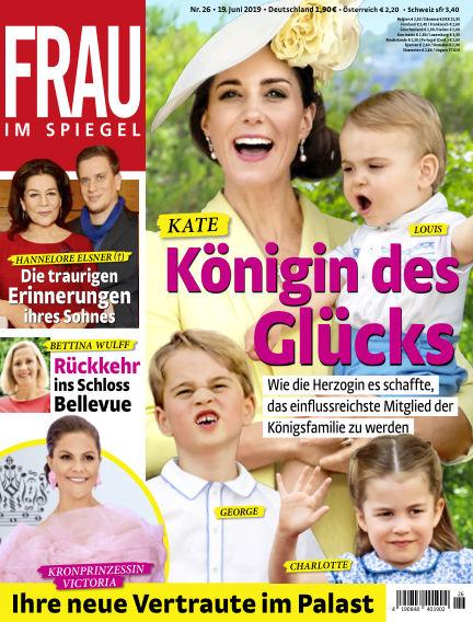 Frau im Spiegel June 19, 2019 00:00