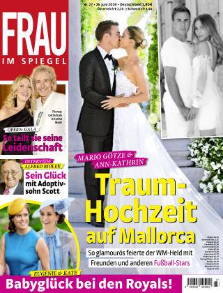 Frau im Spiegel NR27-19
