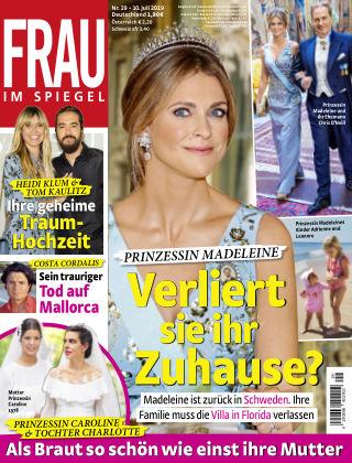 Frau im Spiegel NR29-19