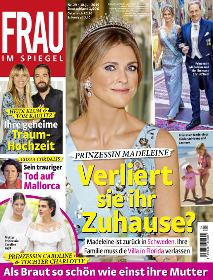 Frau im Spiegel July 10, 2019 00:00