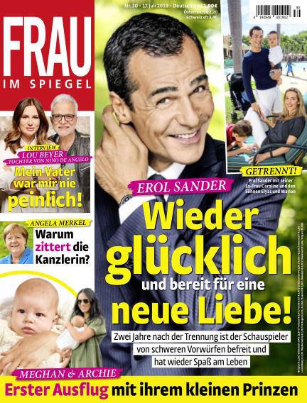 Frau im Spiegel July 17, 2019 00:00