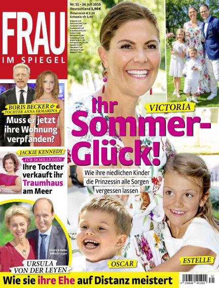 Frau im Spiegel July 24, 2019 00:00