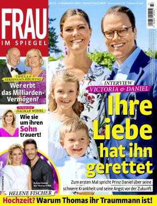 Frau im Spiegel NR37-19