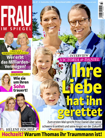 Frau im Spiegel September 04, 2019 00:00