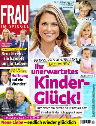 Frau im Spiegel NR39-19