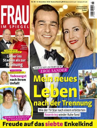 Frau im Spiegel NR46-19