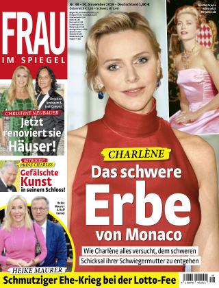 Frau im Spiegel NR48-19