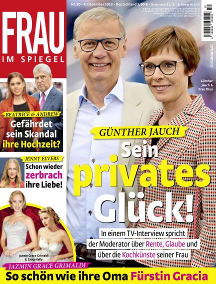 Frau im Spiegel December 04, 2019 00:00