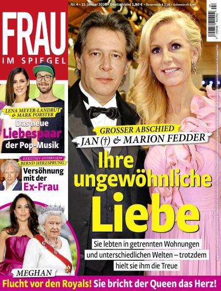 Frau im Spiegel January 15, 2020 00:00