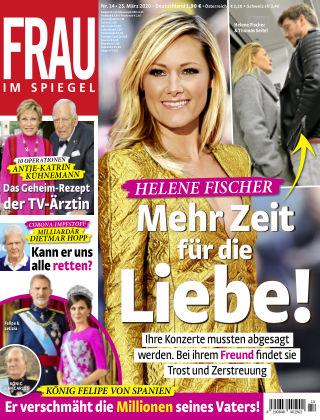 Frau im Spiegel NR14-20