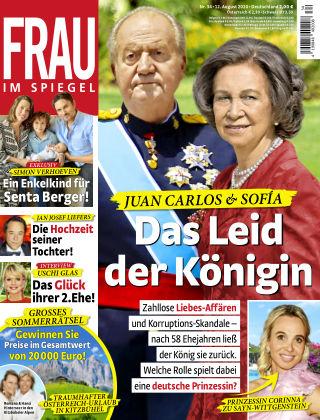 Frau im Spiegel NR34-20