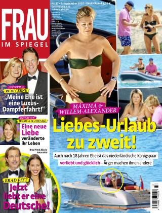 Frau im Spiegel NR37-20