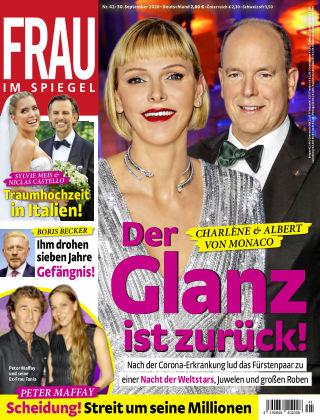 Frau im Spiegel NR41-20