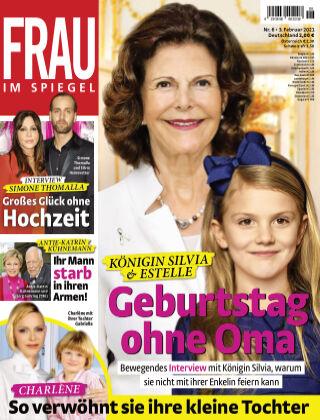 Frau im Spiegel NR06-21