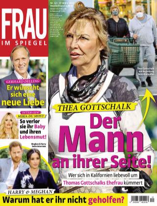 Frau im Spiegel NR12-21