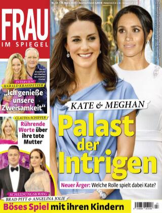 Frau im Spiegel NR13-21