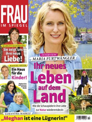 Frau im Spiegel NR14-21
