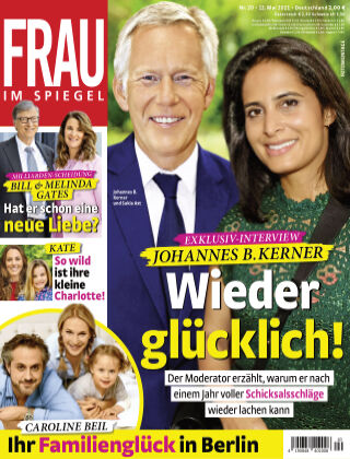Frau im Spiegel NR20-21