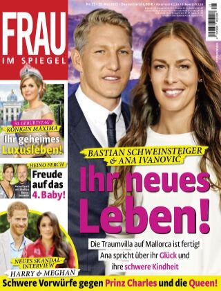 Frau im Spiegel NR21-21