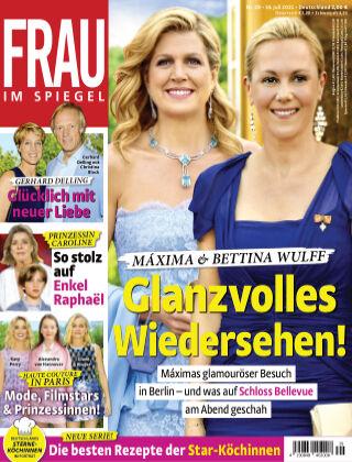 Frau im Spiegel 29-2021