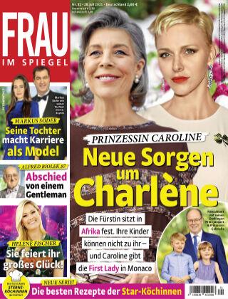Frau im Spiegel 31-2021