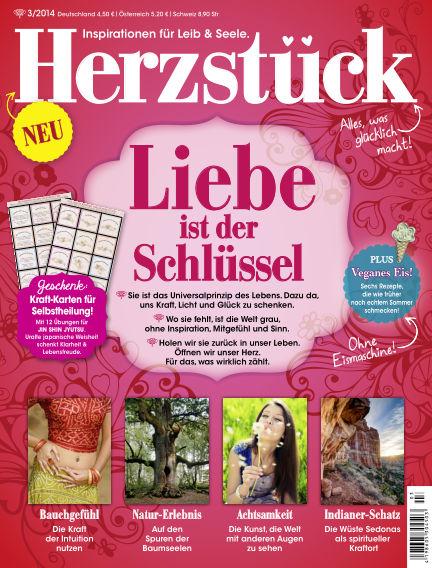 Herzstück June 19, 2014 00:00