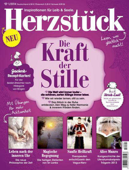 Herzstück January 01, 2014 00:00