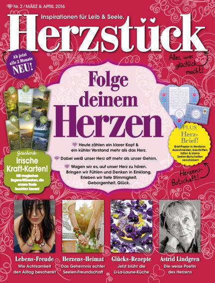 Herzstück February 18, 2016 00:00