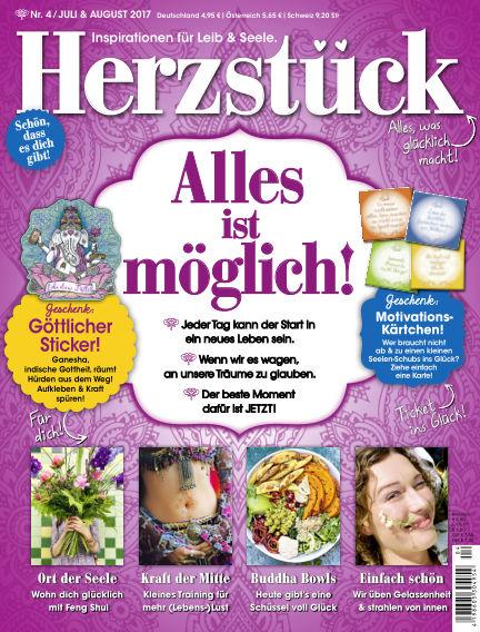 Herzstück June 08, 2017 00:00