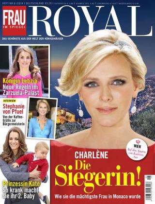 Frau im Spiegel Royal NR.06 2014