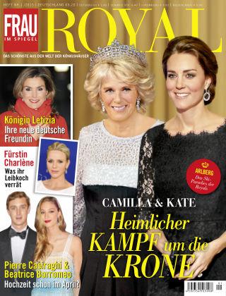 Frau im Spiegel Royal NR.01 2015