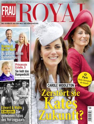Frau im Spiegel Royal NR.03 2015