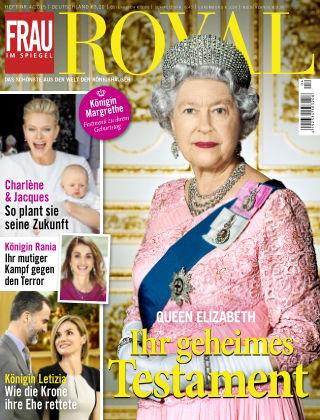 Frau im Spiegel Royal NR.04 2015