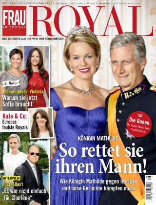 Frau im Spiegel Royal NR06-15