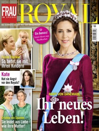 Frau im Spiegel Royal NR02-16