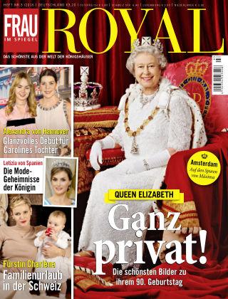 Frau im Spiegel Royal NR03-16