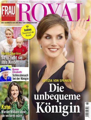 Frau im Spiegel Royal NR06-16