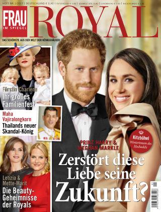 Frau im Spiegel Royal NR01-17